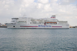 PONT-AVEN at Portsmouth, 20.10.2015