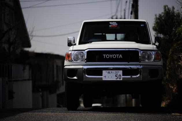 TOYOTA  ランクル 70