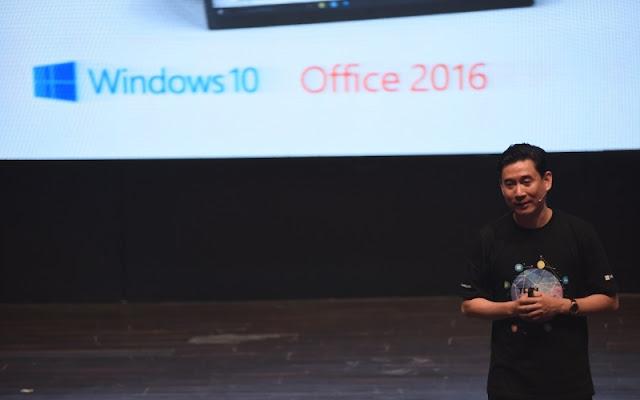 Microsoft TechDays 2015: Ajang Pamer Solusi Teknologi Mobile dan Cloud
