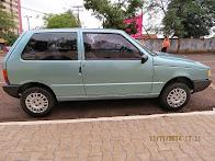 Laranjeiras do Sul:Vende-se Fiat Uno Mille ELX ano 95