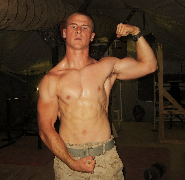 from Kelvin gay male studs and military prisoners