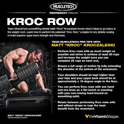 Kroc Row