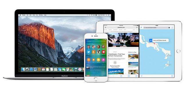 A Apple emite terceira OS X 10.11.2 beta para desenvolvedores