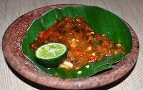 Resep Sambal Muncang ( Sunda)