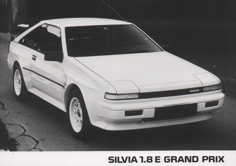 Nissan Silvia, Gazelle, 200SX, S12, JDM, japoński sportowy samochód, zdjęcia, fotki, 日本車, スポーツカー, 日産, シルビア, ガゼール, Grand Prix