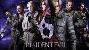 ASUS di instal resident evil 6