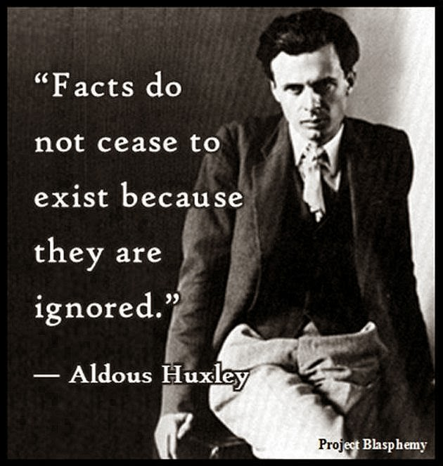Aldous Huxley - Bio, Quotes, and Select Video