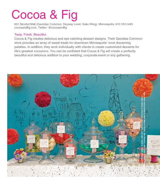 CRAVE Minneapolis Guidebook featuring Cocoa & Fig