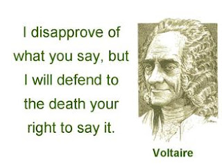 Freedom of Speech In The West Is Constrained By The Conspiracy Theory Label voltaire