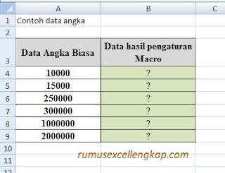 contoh dddata untuk pengaturan rupiah macro