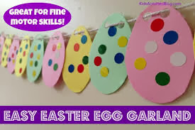 Fun Easter Eggs Crafts For Kids 4