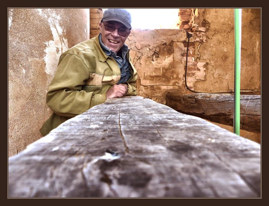 CORBERA D` EBRE-CAMPANARIO-IGLESIA-FOTOS-HISTORIA-GUERRA CIVIL-ESPAÑA-BRIGADAS INTERNACIONALES-CATALUNYA-ARTISTA-ERNEST DESCALS-