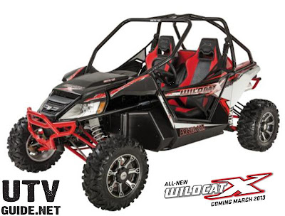 Arctic Cat Wildcat 1000 X