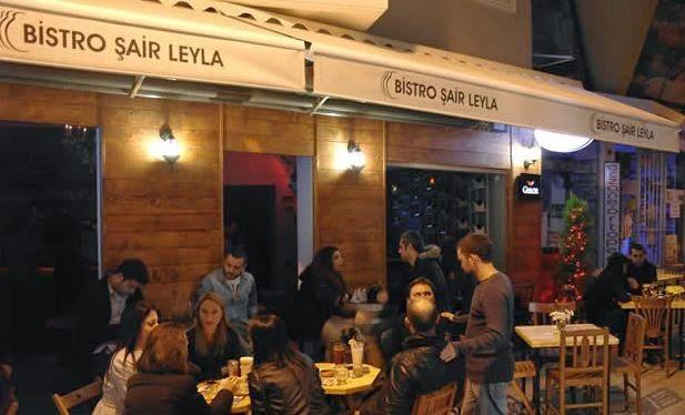 Şair Leyla Beşiktaş