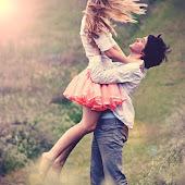 Abrazame en volandas y me sacarás mas de una sonrisa.