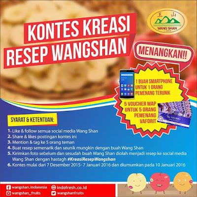 Info Konets - Kontes #KreasiResepWangshan