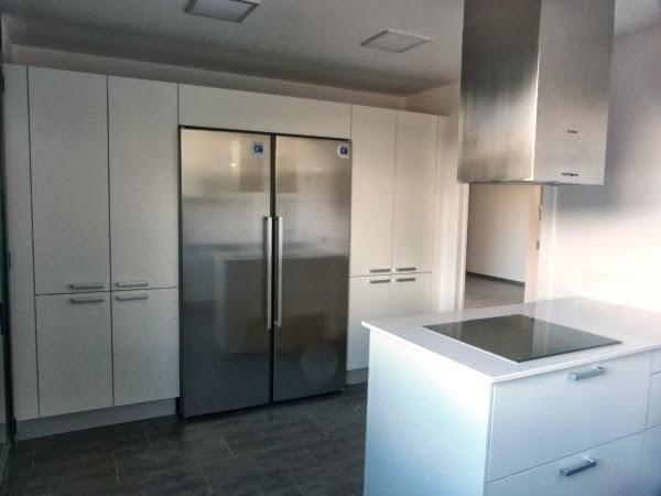 cocina casa prefabricada