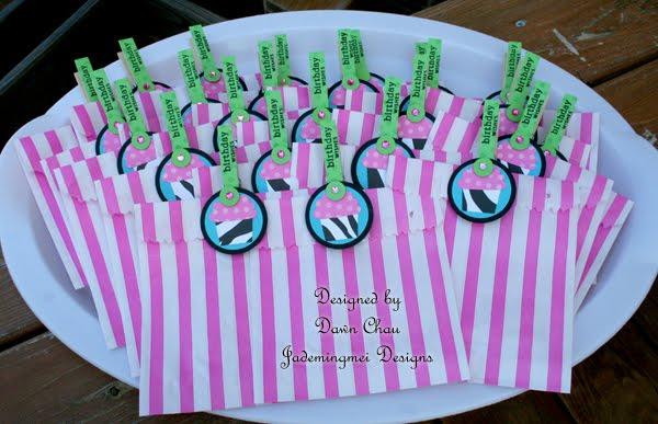JadeMingmei Designs: Mudpie Goodie Bags...