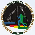 """CARRERA POPULAR NOCTURNA """"NOCHE DE SAN JUAN"""""""