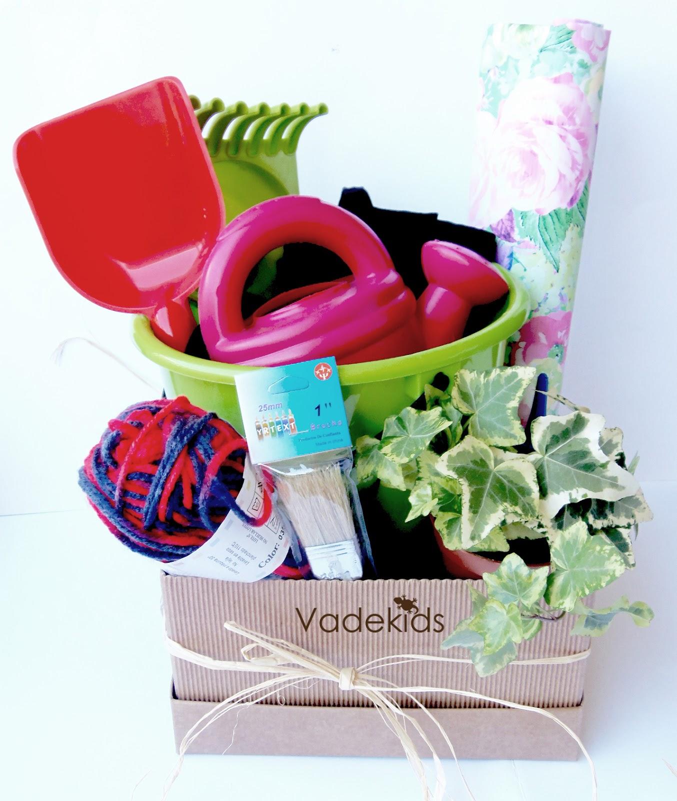 Vadekids kit de jardineria for Herramientas jardineria ninos