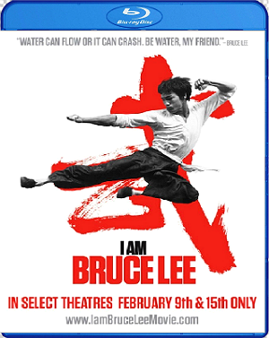Filme Poster I Am Bruce Lee BRRip XviD & RMVB Legendado