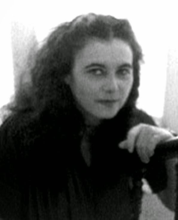 Anne-Marie Albiach, poetas franceses, poesía francesa, French poets, French poetry