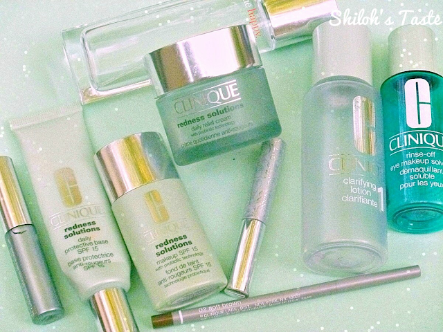Empties July and August 2013 | www.shilohstaste.com #clinique #beauty #makeup #empties