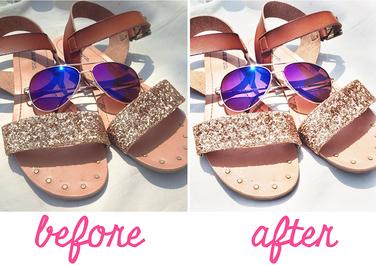 iphone photo editing before and after