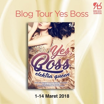 Blog Tour: Yes, Boss!