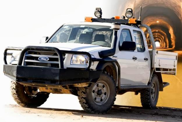 Gambar Keren Modifikasi Ford Everest Terbaru