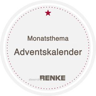 aR-MonatsThema ... Adventskalender  11-2017