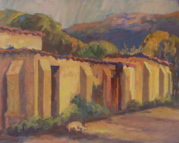 El Perro, Canyon Road