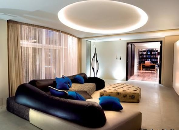 Simple Living Room Interior Design With Modern Furniture Part 82