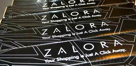 Your orders will be delivered in beautiful packaged ZALORA boxes to ensure  their perfect condition! ceaca59089b9c
