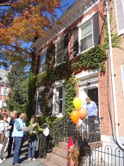The 53rd Annual Stockade Walkabout in Schenectady, New York