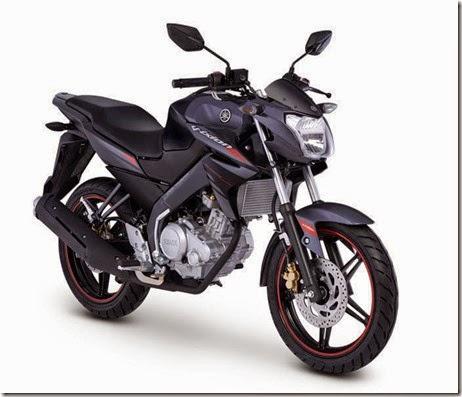 Yamaha Vixion Lightning 2014 Black Bolt