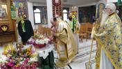 Η Κυριακή της Σταυροπροσκυνήσεως στην Ενορία μας (φωτογραφίες)