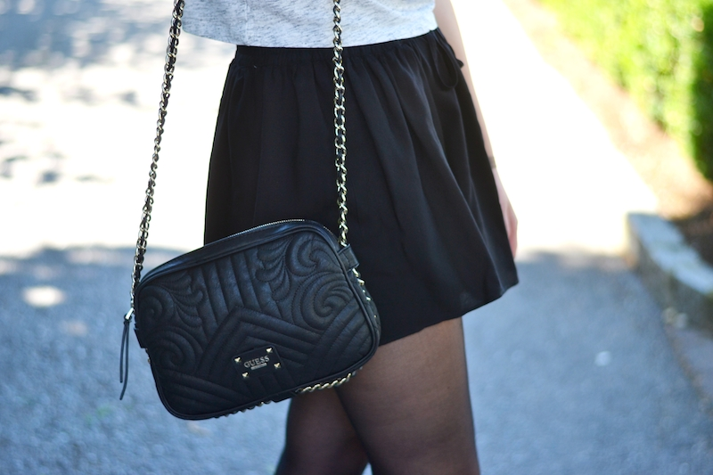 Blogger-Outfit-Guess-Tasche