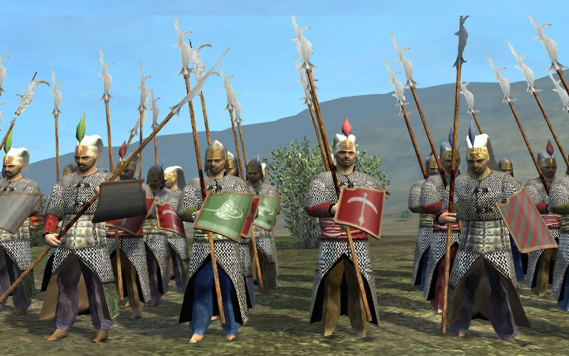 pasukan yang berada di bawahkomandonya adalah sebaik-baik pasukan
