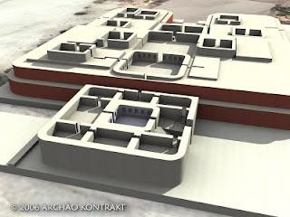 bintancenter.blogspot.com - Plaza Tua Yang Dibangun 5.500 Tahun Lalu