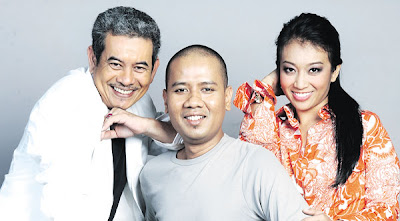 Usop Wilcha Faizal Fara Hot FM
