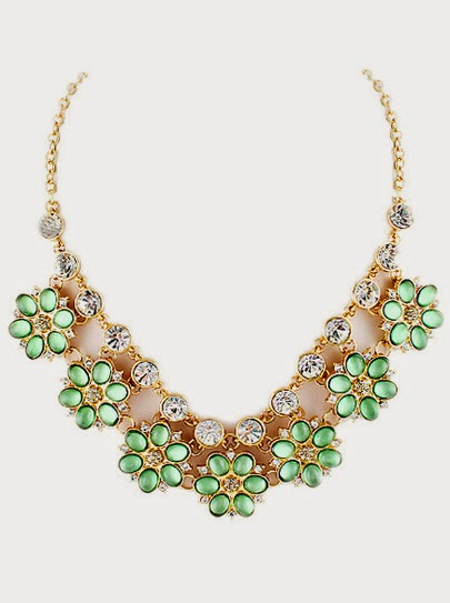 http://www.sheinside.com/Green-Gemstone-Gold-Diamond-Flower-Necklace-p-164558-cat-1755.html