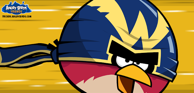 Angry Birds Lucha Libre Star Wars Wingman