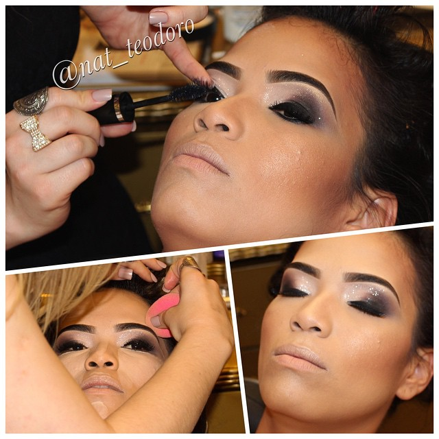 making off maquiagem noiva