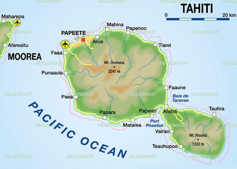 Journey To Australia Tahiti And Hawaii Enrichment Journeys