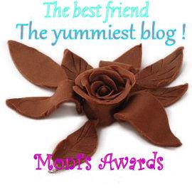 Моята първа награда :)