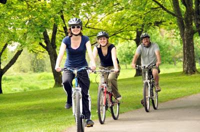 Usar bicicleta mejora la salud