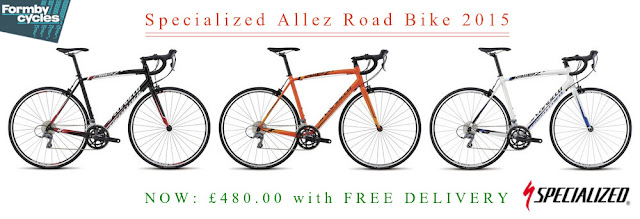 2015 Road Bike: Specialized Allez