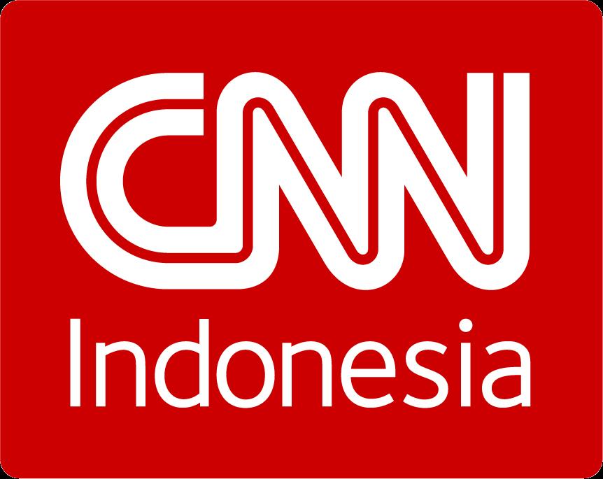 gambar logo stasiun televisi cnn indonesia
