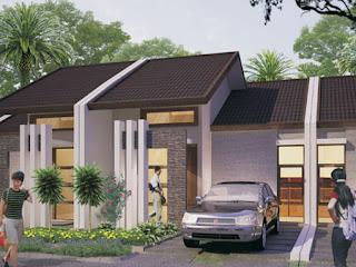 Desain Rumah Minimalis Type 36 72 Sederhana